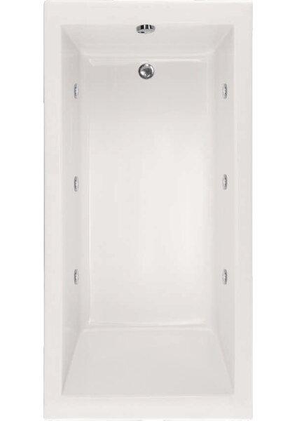 Designer Lacey 60 x 30 Soaking Bathtub by Hydro Systems