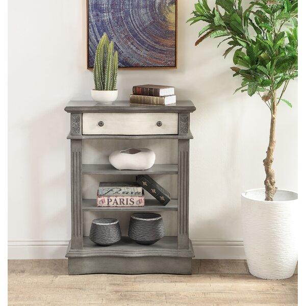 Fulmer 1 Drawer Standard Bookcase by One Allium Way