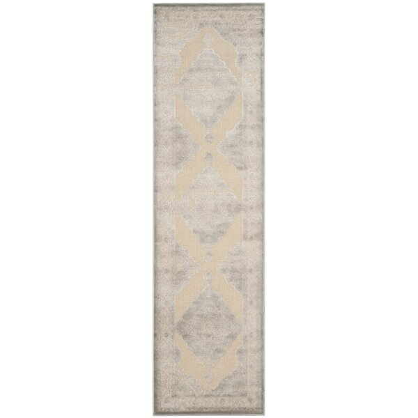 Ellicott Cream Area Rug by Ophelia & Co.