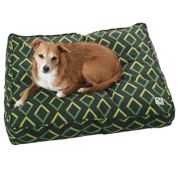 Vonda Karma Chameleon Dog Bed Cover by Tucker Murphy Pet