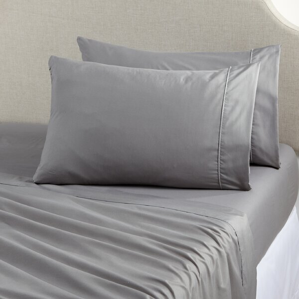 Claudette Double Brushed Luxury Sheet Set by Home Fashion Designs