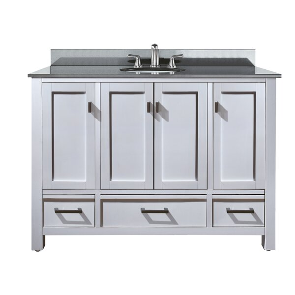 Poyen 49 Single Bathroom Vanity Set by Charlton Home