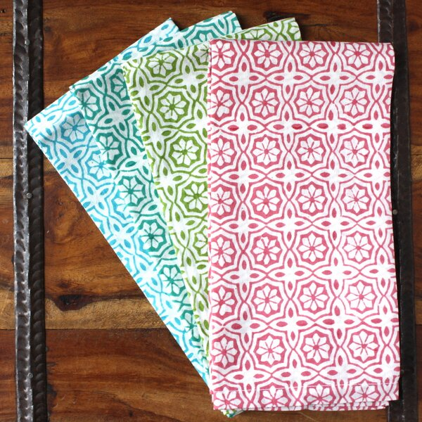 Valencia Napkins (Set of 4) by Sustainable Threads