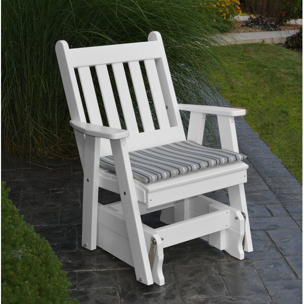 Eduardo Glider Chair by Red Barrel Studio