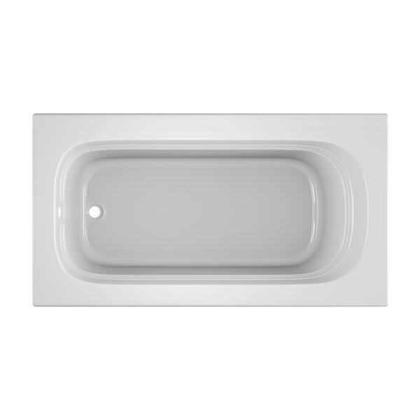 Luxura 60 x 32 Drop In Soaking Bathtub by Jacuzzi®