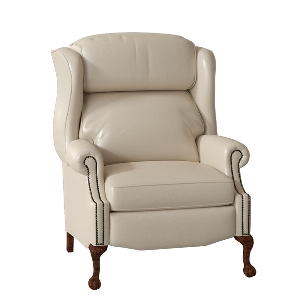 Presidential Reclining Wing Chair By Bradington-Young