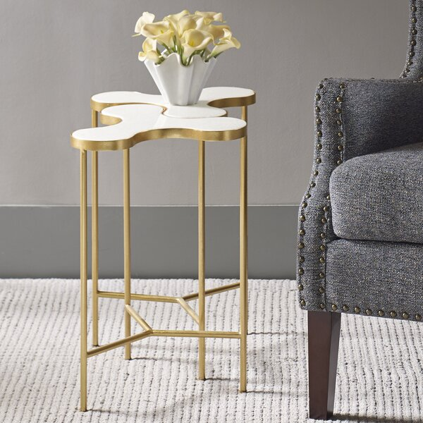Terri End Table (Set of 2) by Mercer41