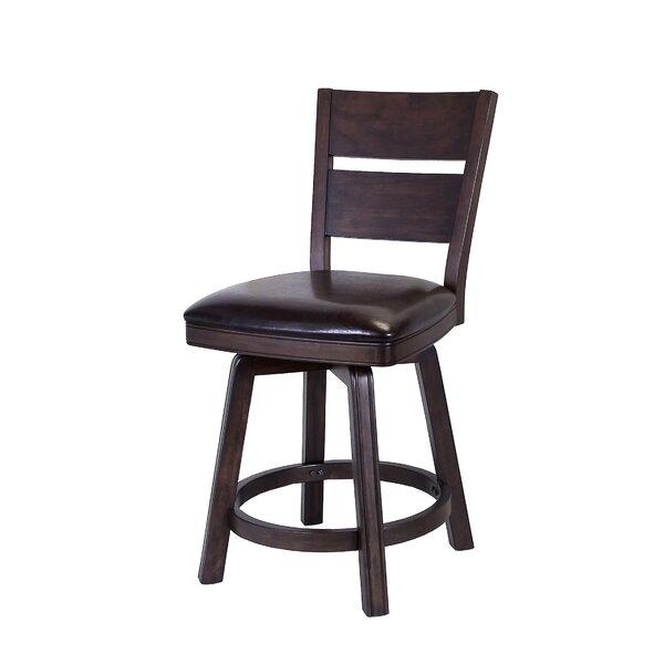 Pompano 30 Swivel Bar Stool (Set of 2) by ECI Furniture