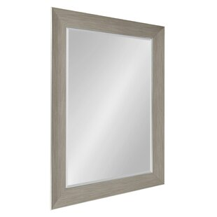 Winston Porter Perna Framed Beveled Accent Mirror