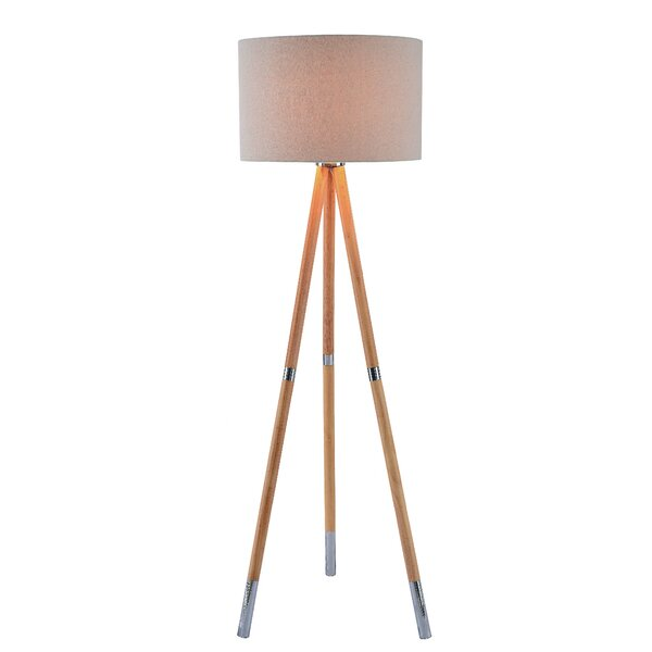 Cecile 60 Floor Lamp by Langley Street