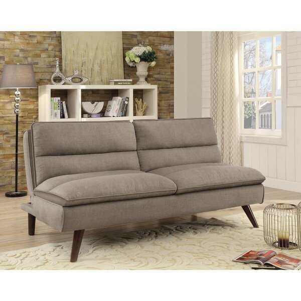 Dubose Retro Convertible Sofa by George Oliver