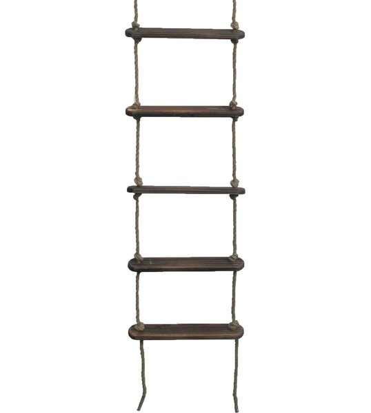 Rope 6 ft Decorative Ladder by Longshore Tides