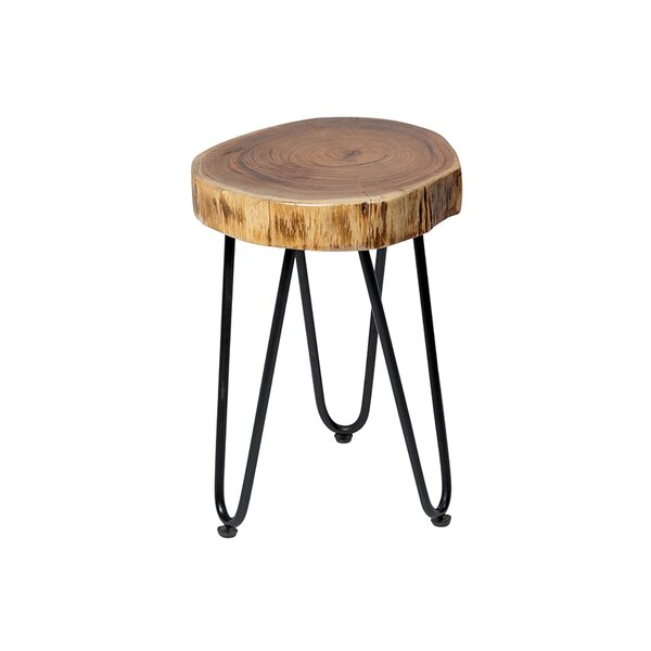 Macleod Accent Stool by Union Rustic