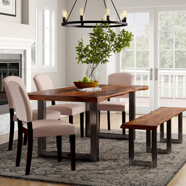 Linde 6 Piece Dining Set by Brayden Studio