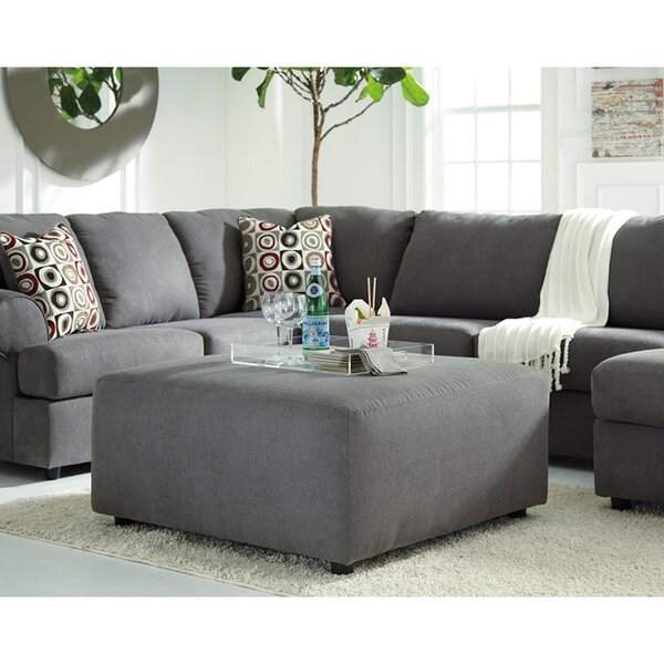 Alasdair Oversized Accent Ottoman By Latitude Run Wonderful