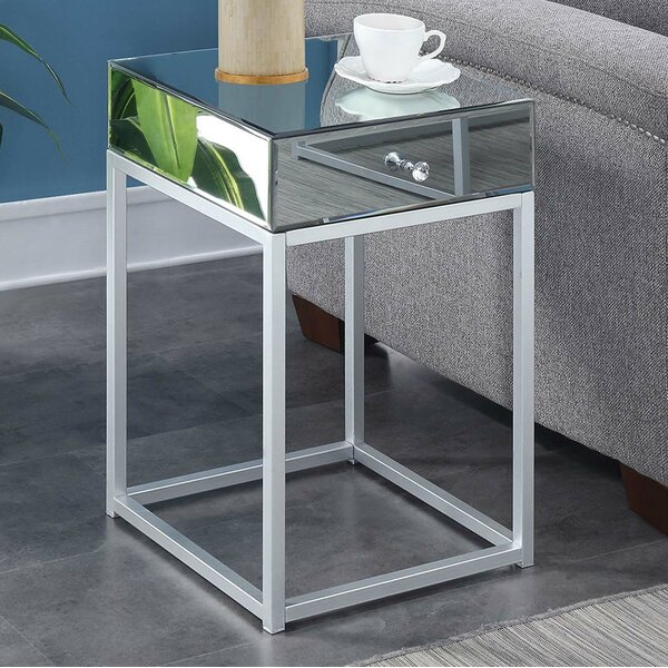 Garwood End Table by Everly Quinn Everly Quinn
