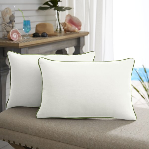 Worthington Sunbrella Indoor/Outdoor Lumbar Pillow (Set of 2)