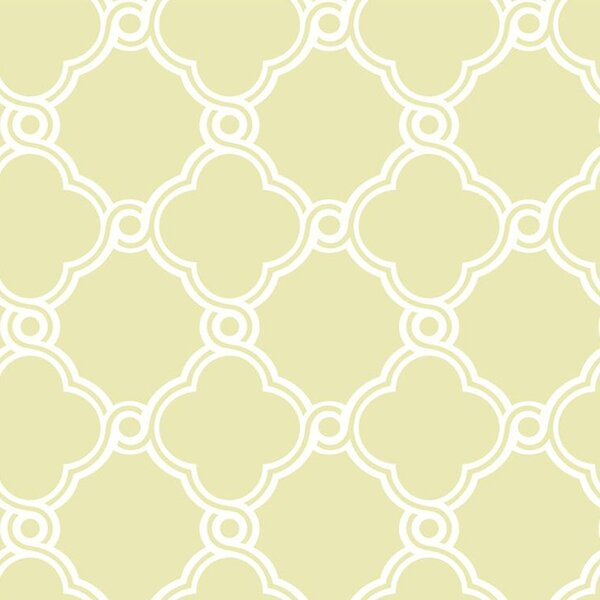 Odette Removable Wallpaper Border by York Wallcoverings