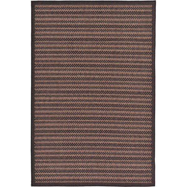 Cher Brown Outdoor Area Rug by Trent Austin Design