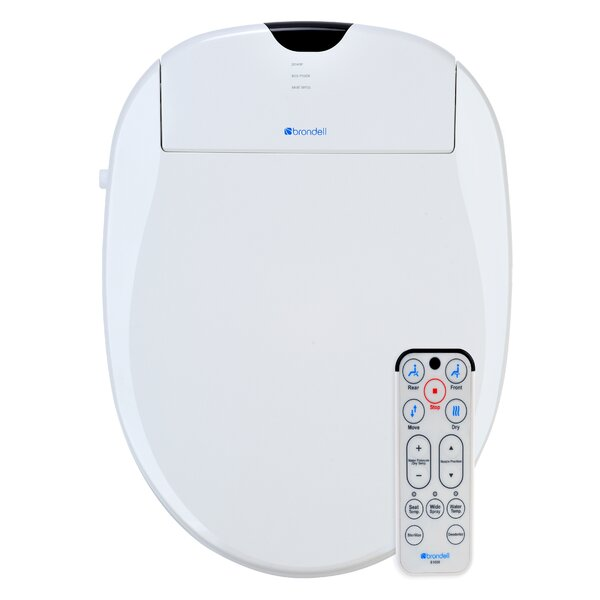 Swash 1000 Advanced Elongated Bidet Toilet Seat by Brondell