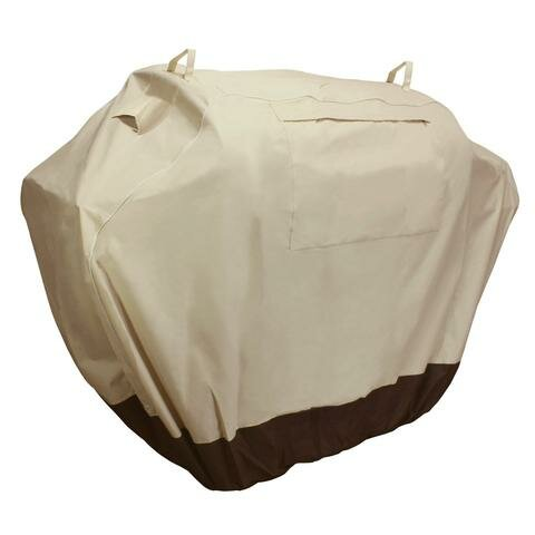 Weatherproof Heavy Duty BBQ Grill Cover by Khomo G