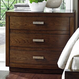 Laurel Canyon 3 Drawer Bachelor's Chest by Lexington