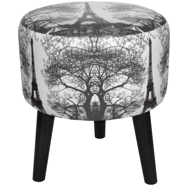 Eiffel Tower Stool by Oriental Furniture