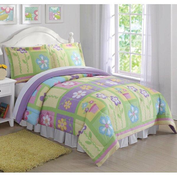 Frieda Comforter Set by Viv + Rae
