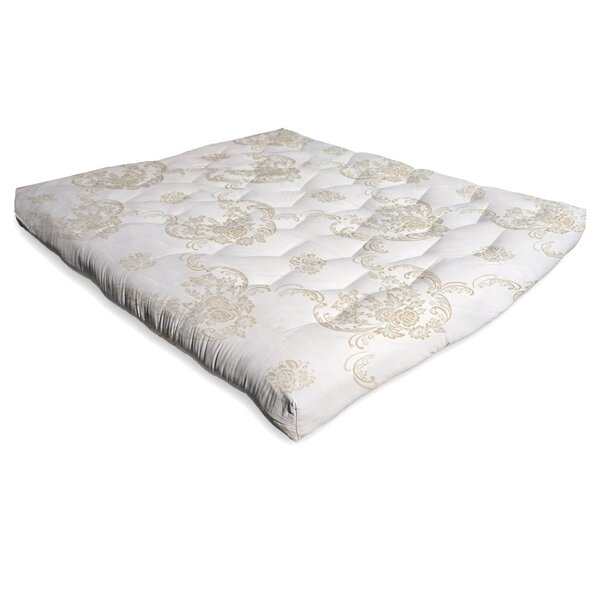 6 Cotton/Foam Futon Mattress by A DIAMOND