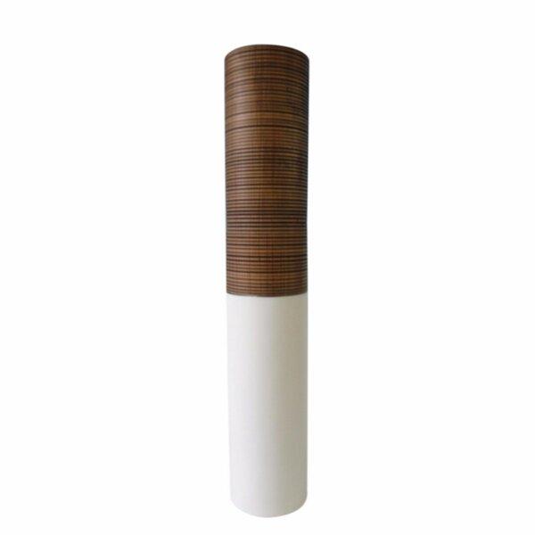 Dillow Tall Broad Resin Floor Vase by Corrigan Studio