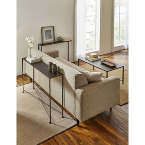 Diversey Metal Console Table by TFG