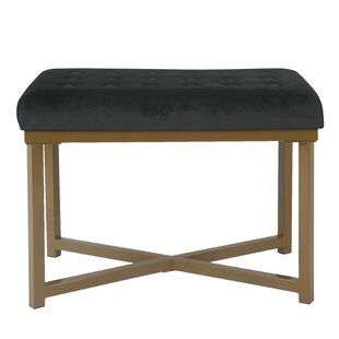 Bridgegate Tufted Vanity Bench By Mercer41