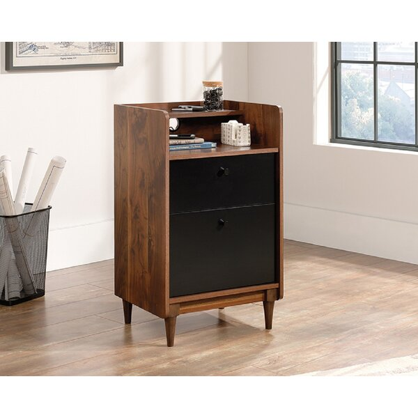 Boxborough 2-Drawer Vertical Filing Cabinet