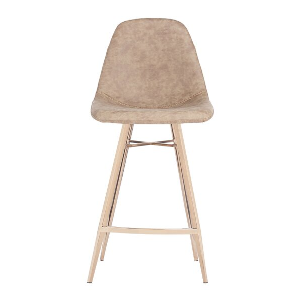 Fromm Counter Bar Stool by Ivy Bronx