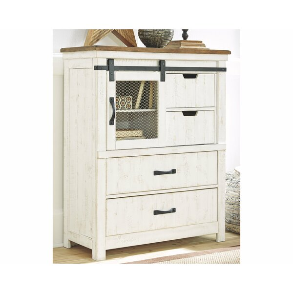 Bromsgrove 4 Drawer Chest by Gracie Oaks
