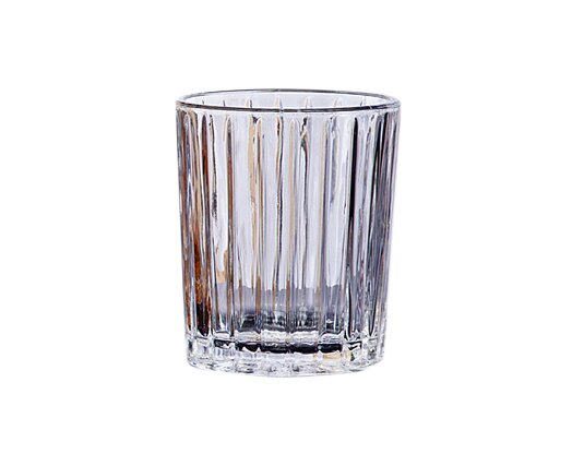 Simeone 10 oz. Crystal Cocktail Glass (Set of 6) by Latitude Run
