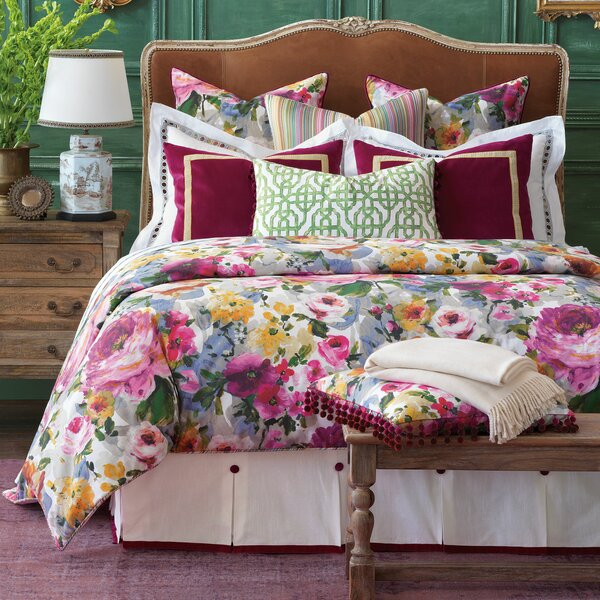 Tresco Bloom Reversible Duvet Cover Set