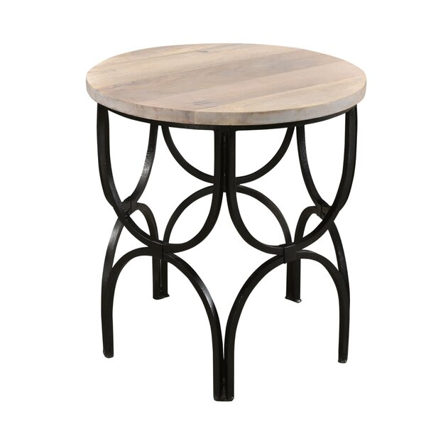 Pineland End Table by Gracie Oaks Gracie Oaks