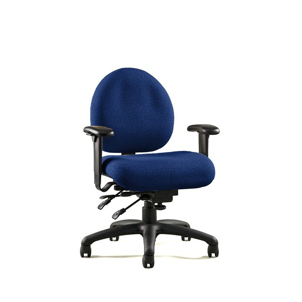 E Series Mid-Back Desk Chair by Neutral Posture