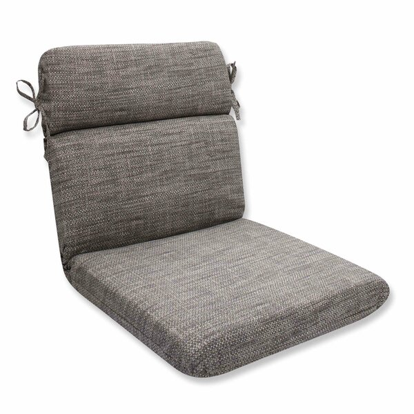 Remi Indoor/Outdoor Dining Chair Cushion by Pillow Perfect