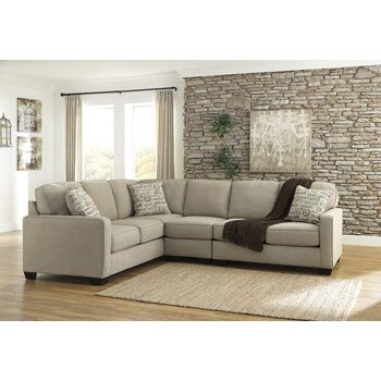 Mckinnis Sectional By Alcott Hill