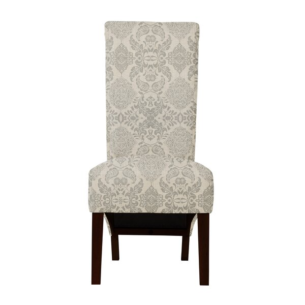 Ramon Bentley Fabric Parsons Chair (Set of 2) by Langley Street