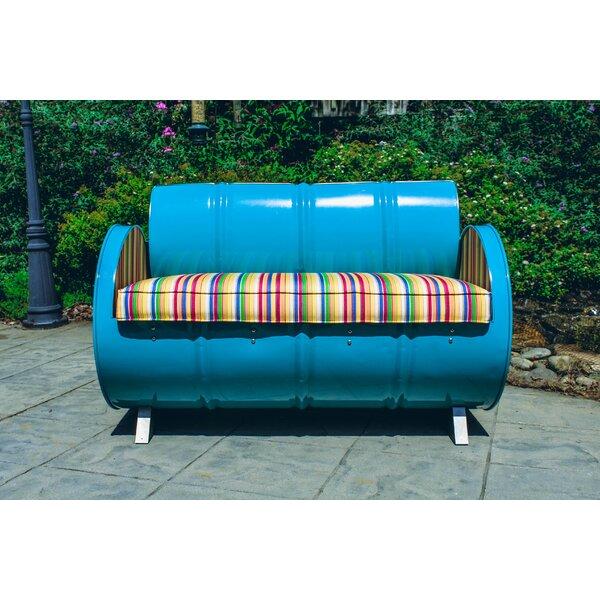 Grace-Ann Loveseat with Cushion by Latitude Run