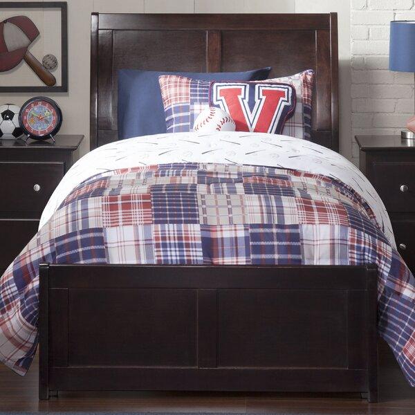 Quitaque Panel Bed by Harriet Bee