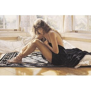 'Comforting the Heart' by Steve Hanks Painting Print by Hadley House Co