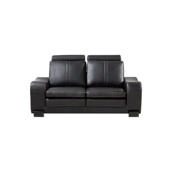 Vierra Modern Loveseat by Latitude Run