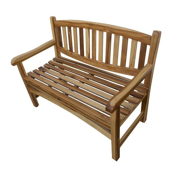 Kent Teak Garden Bench by EcoDecors