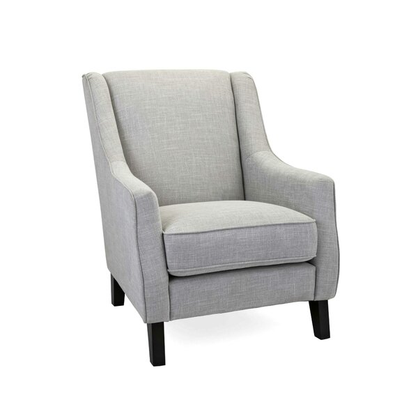Arkadelphia Fabric Upholstered Armchair by Darby Home Co