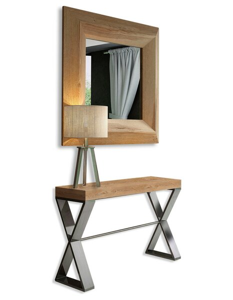 Saybrook Console Table and Mirror Set by Brayden Studio