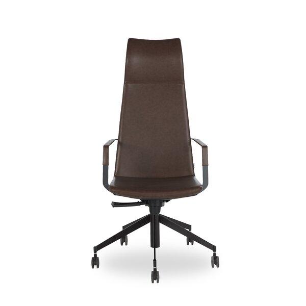 Von High Back Executive Chair by Latitude Run